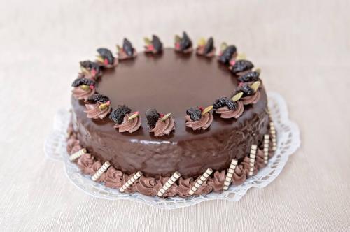 Hegyháti sütőtök torta